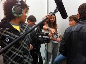 atelier de réalisation cinématographique pour les jeunes