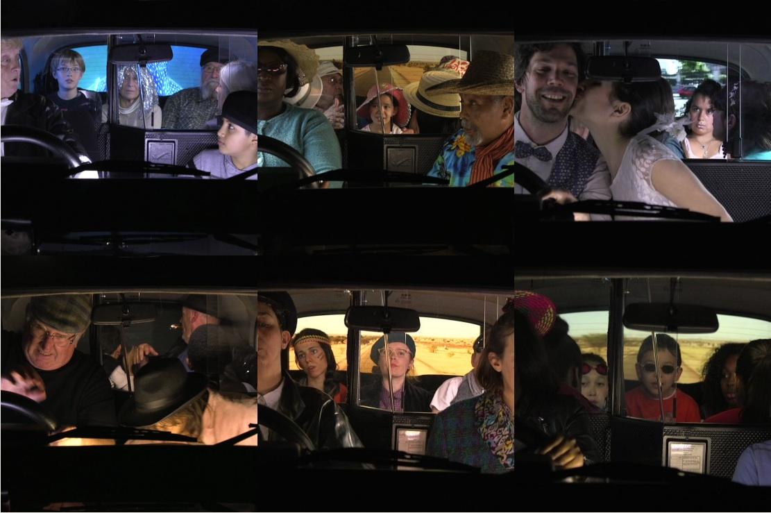 Vignettes des films réalisés lors de l'Auto Studio en Seine-Saint-Denis pour Quartier Libre